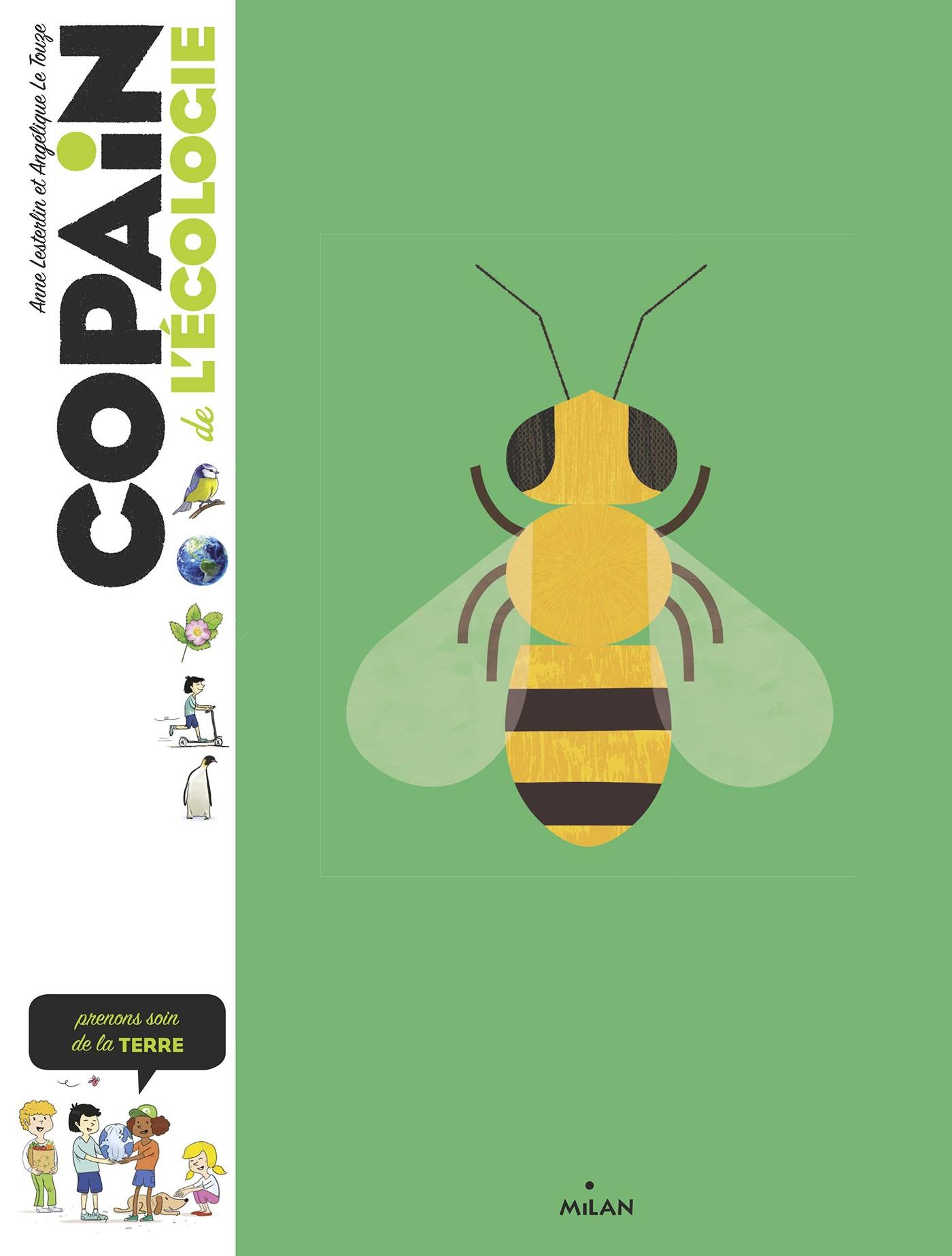 Copain de l'écologie | Le Touze, Angélique. Auteur