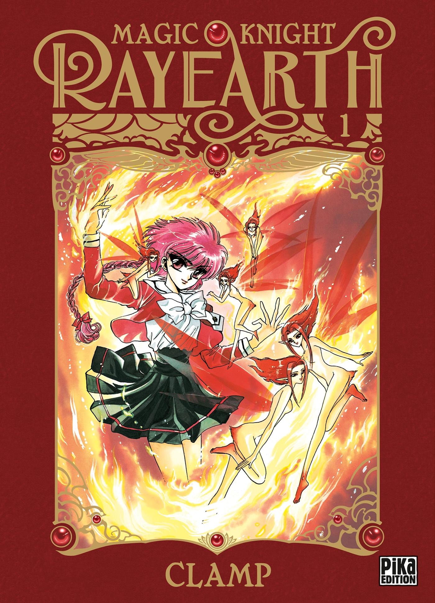 Magic Knight Rayearth T01 |