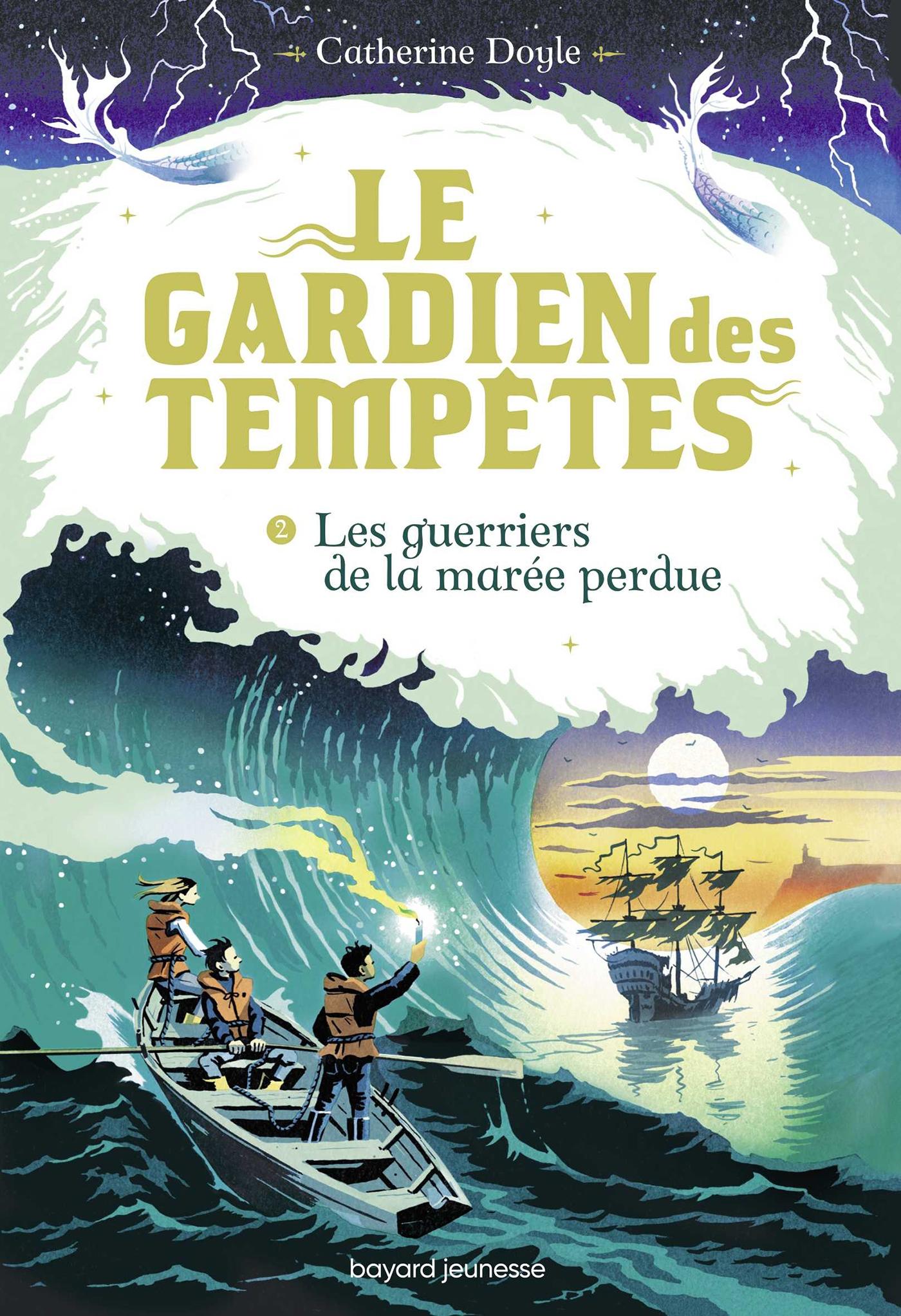 Le Gardien des tempêtes, Tome 02 | Doyle, Catherine. Auteur