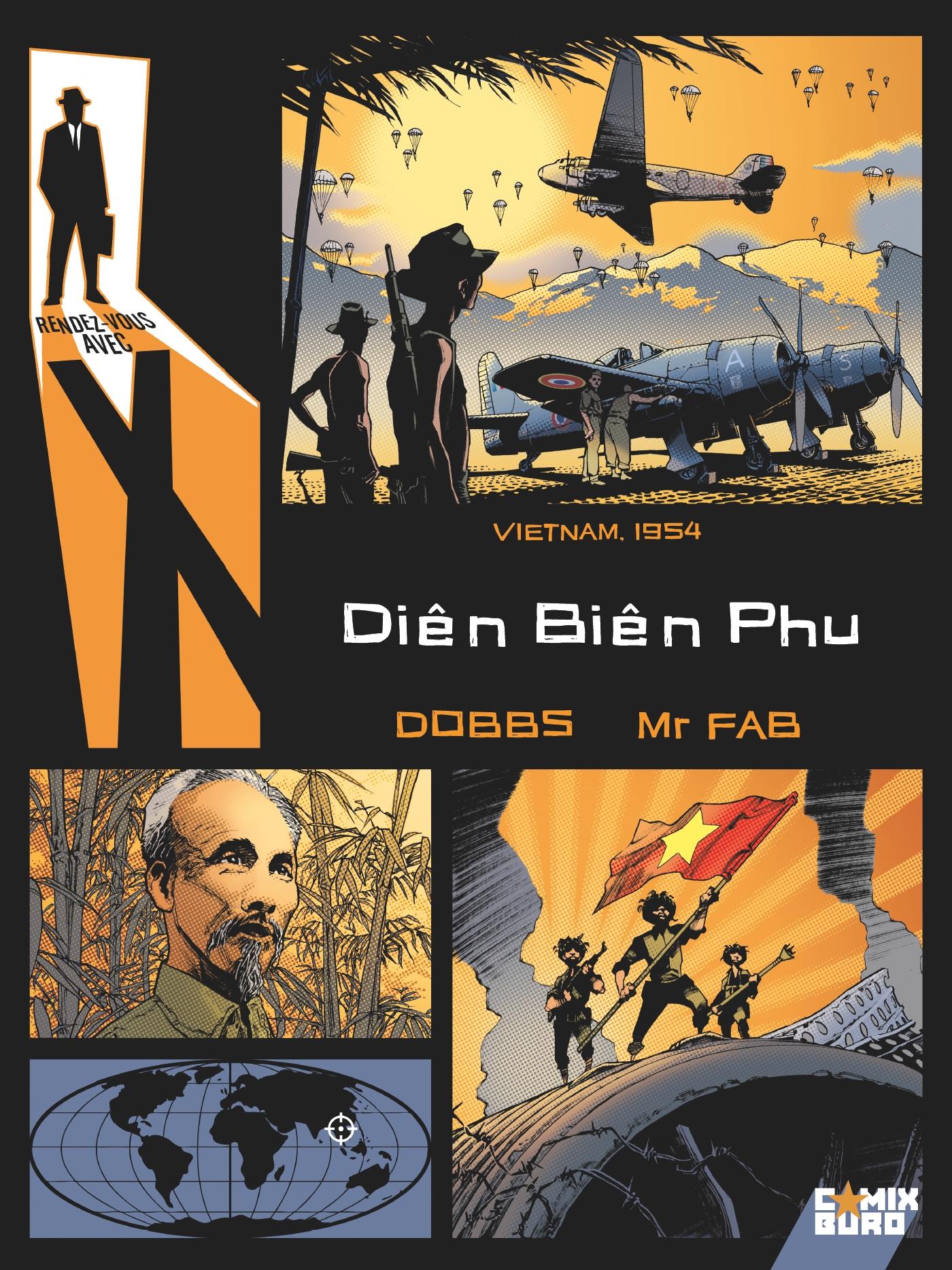 Rendez-vous avec X - Diên Biên Phu | Dobbs, . Contributeur