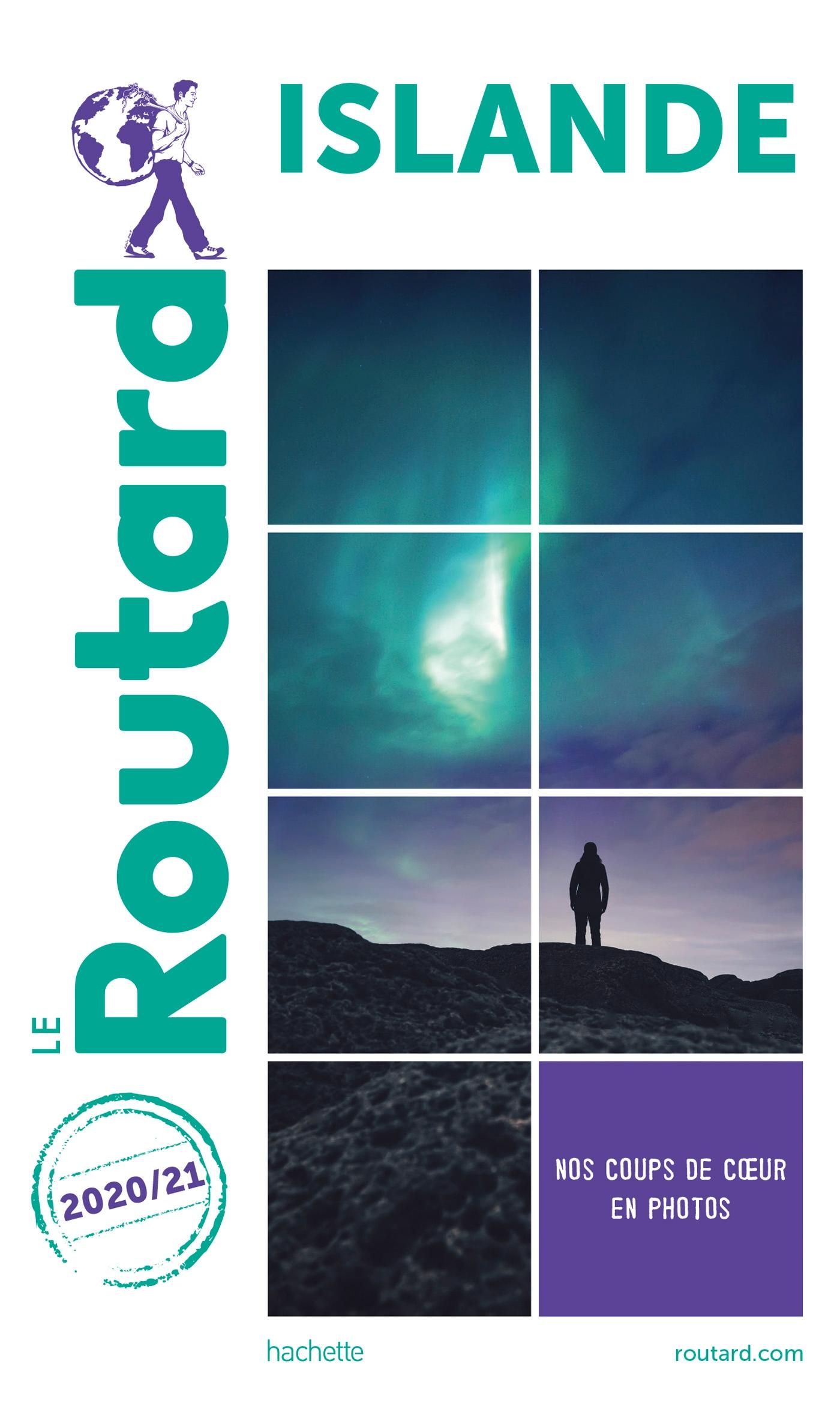 Guide du Routard Islande 2020/21 | Collectif, . Auteur