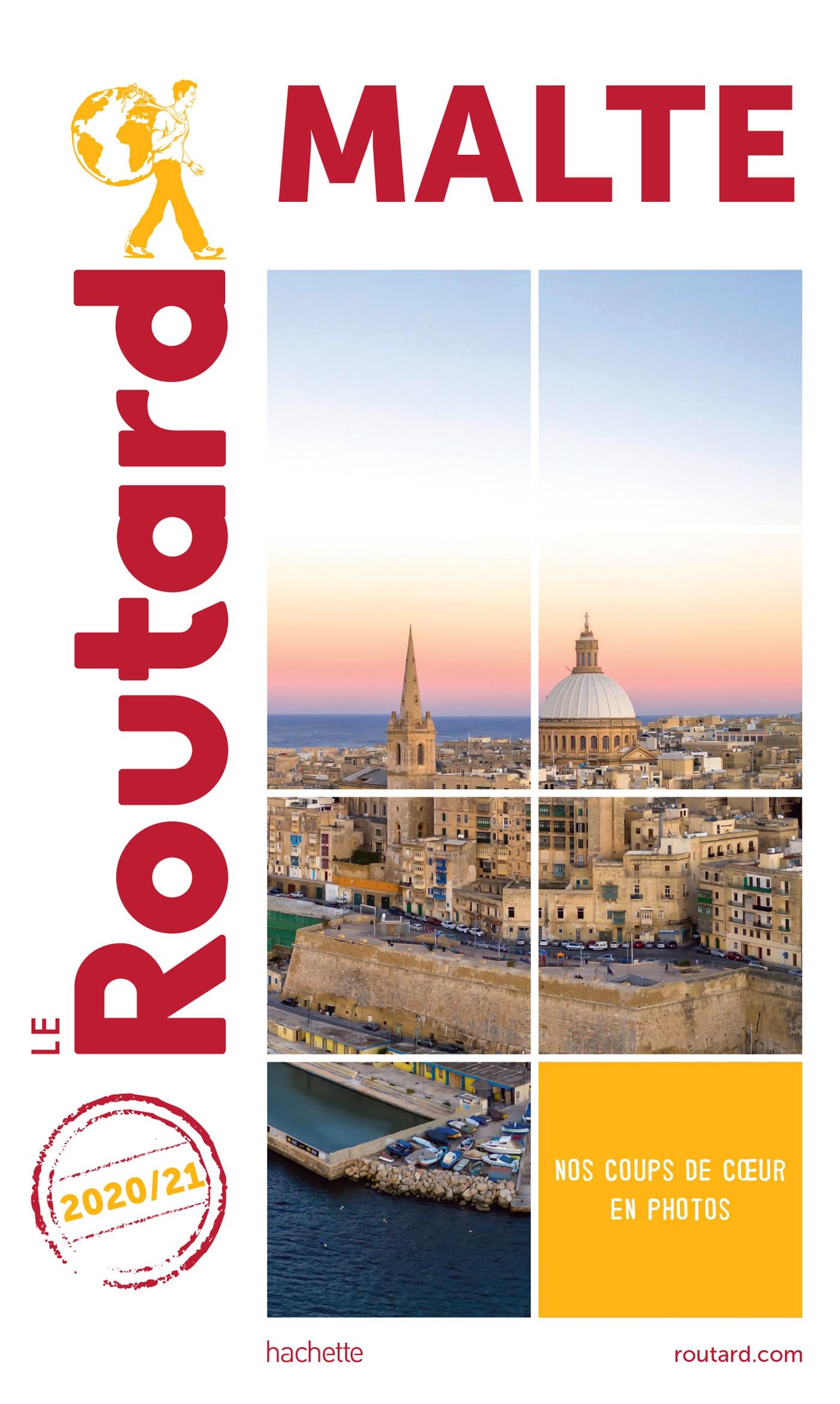 Guide du Routard Malte 2020/21 | Collectif, . Auteur