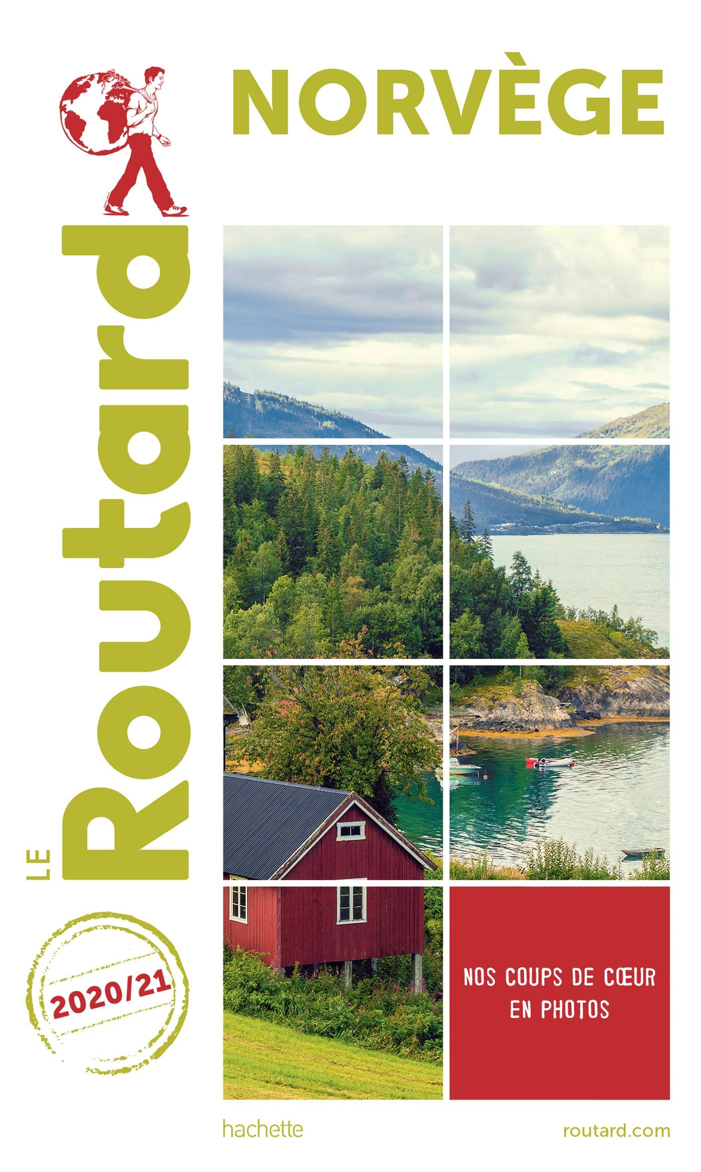 Guide du Routard Norvège 2020/21   Collectif, . Auteur