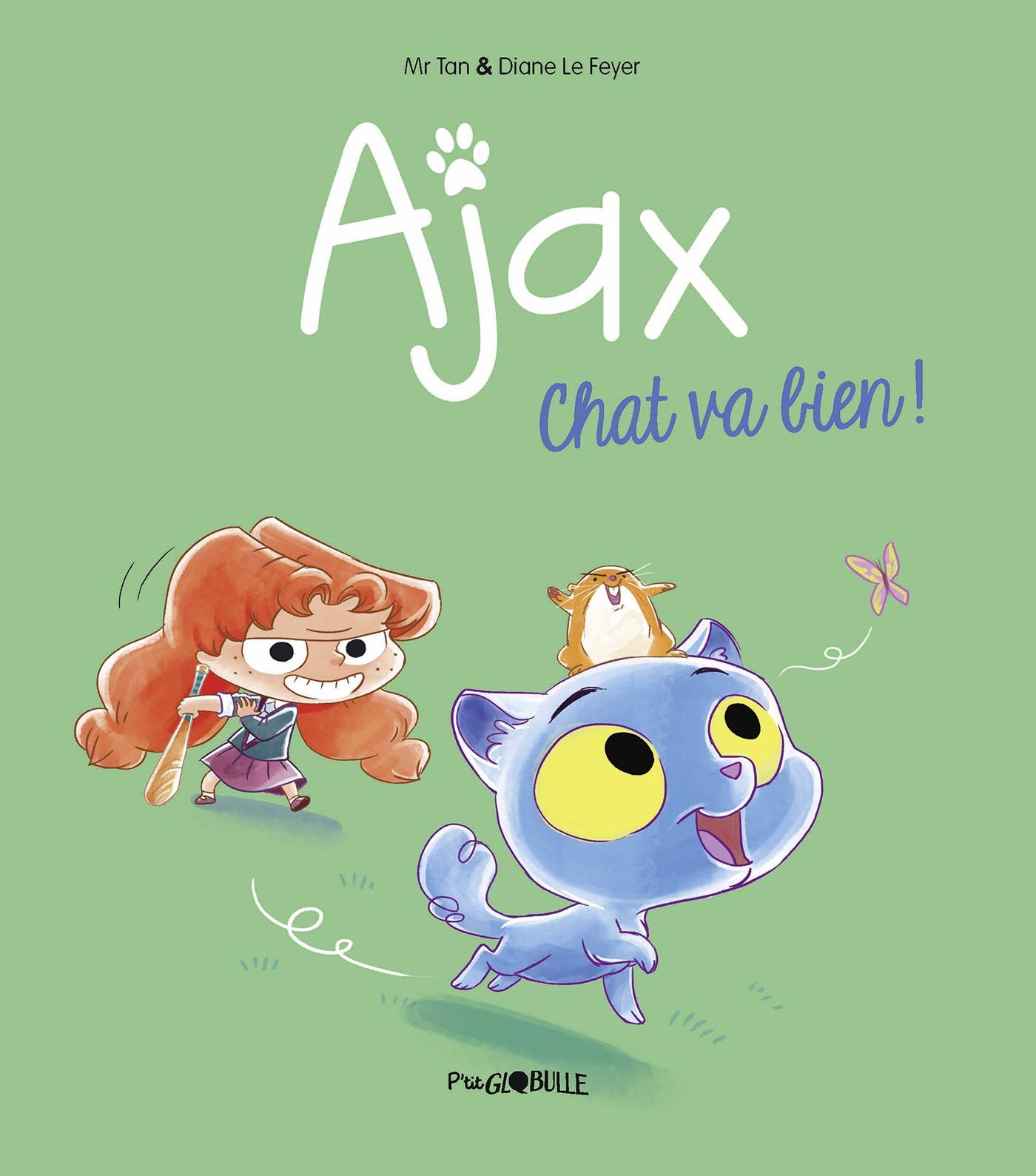 Ajax, Tome 01 | M. TAN, . Auteur