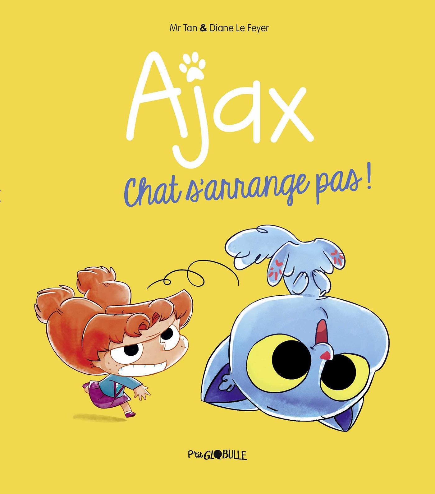 Ajax, Tome 02 | M. TAN, . Auteur