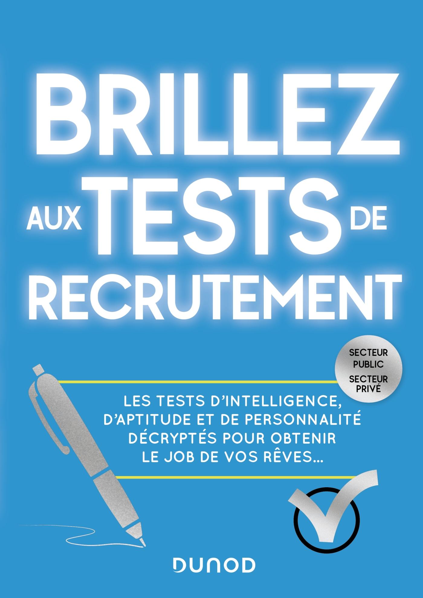 Brillez aux tests de recrutement | CODADIS S.A.S, . Auteur