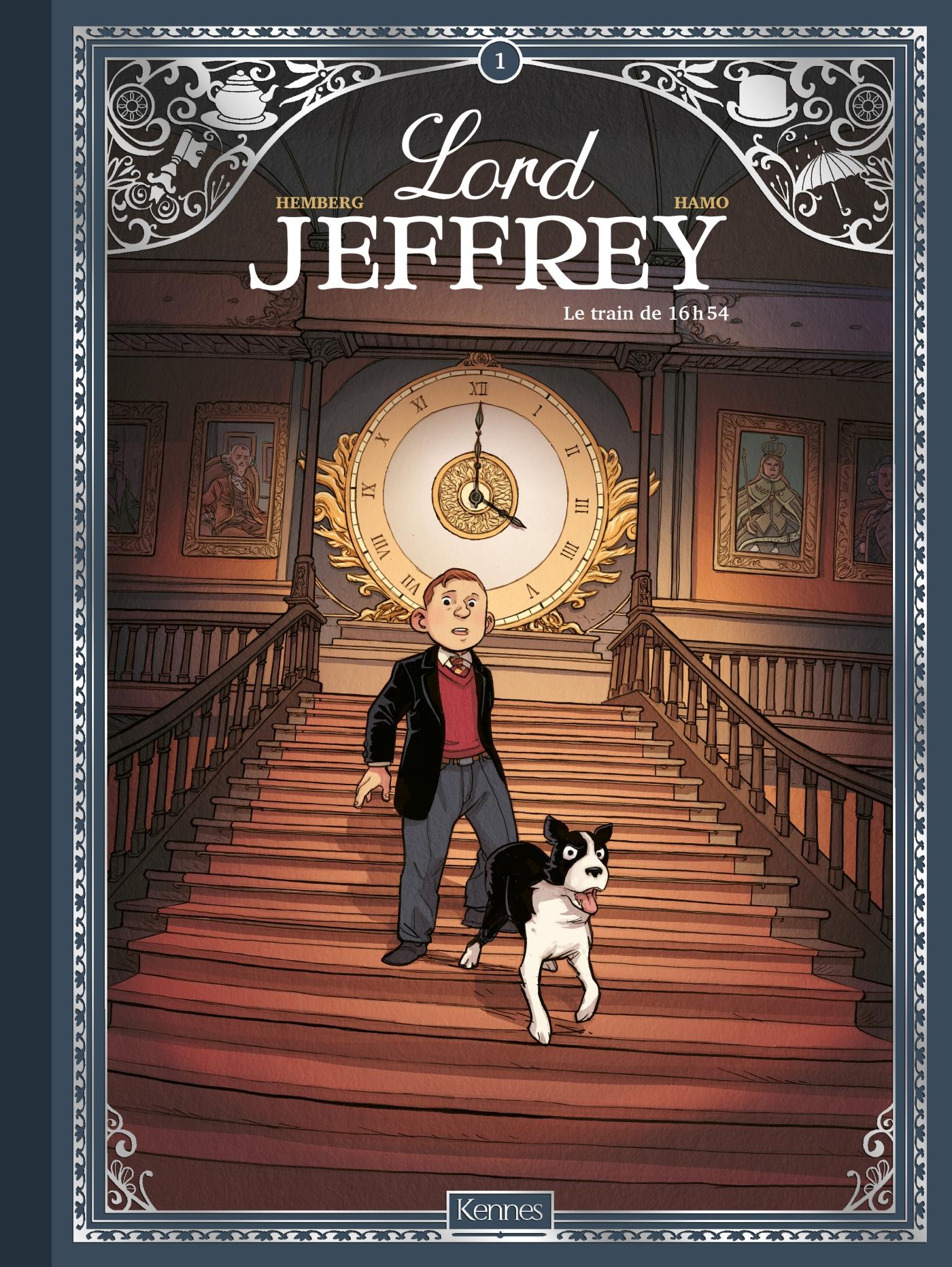 Lord Jeffrey T01 | Hemberg, Joël. Contributeur