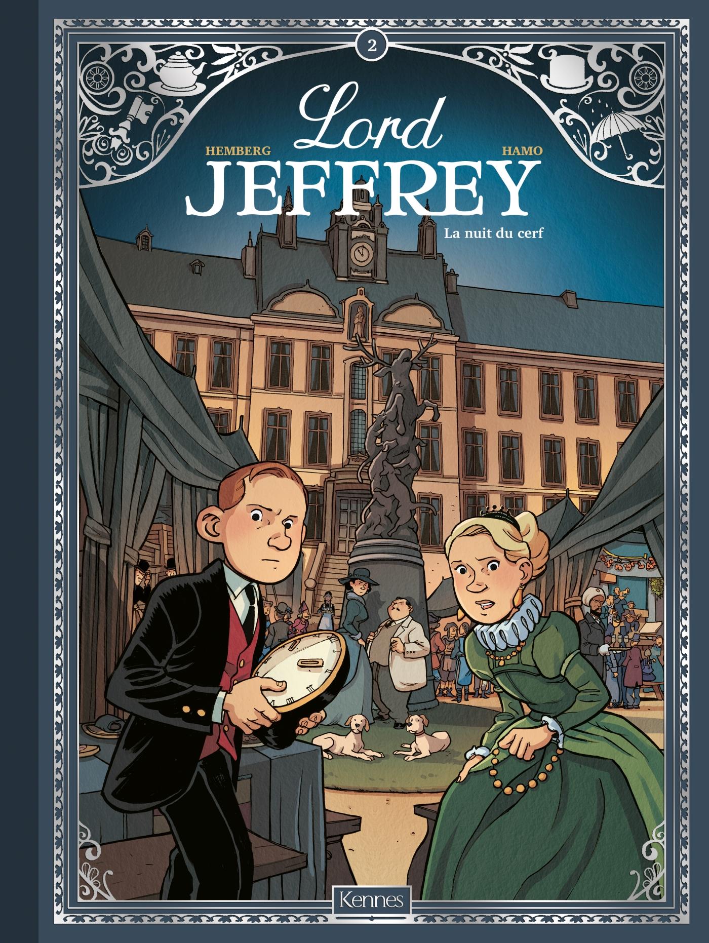 Lord Jeffrey T02 | Hemberg, Joël. Contributeur