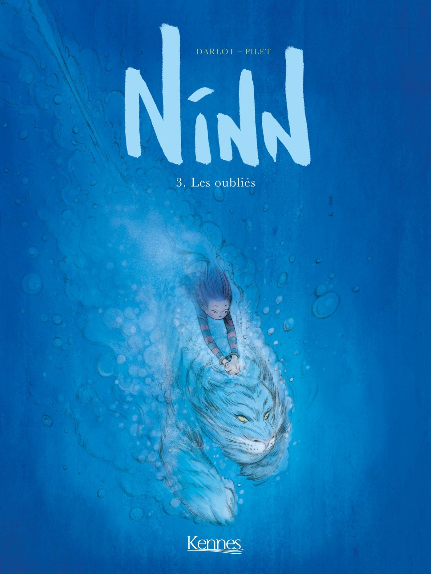Ninn T03 | Darlot, Jean-Michel. Contributeur