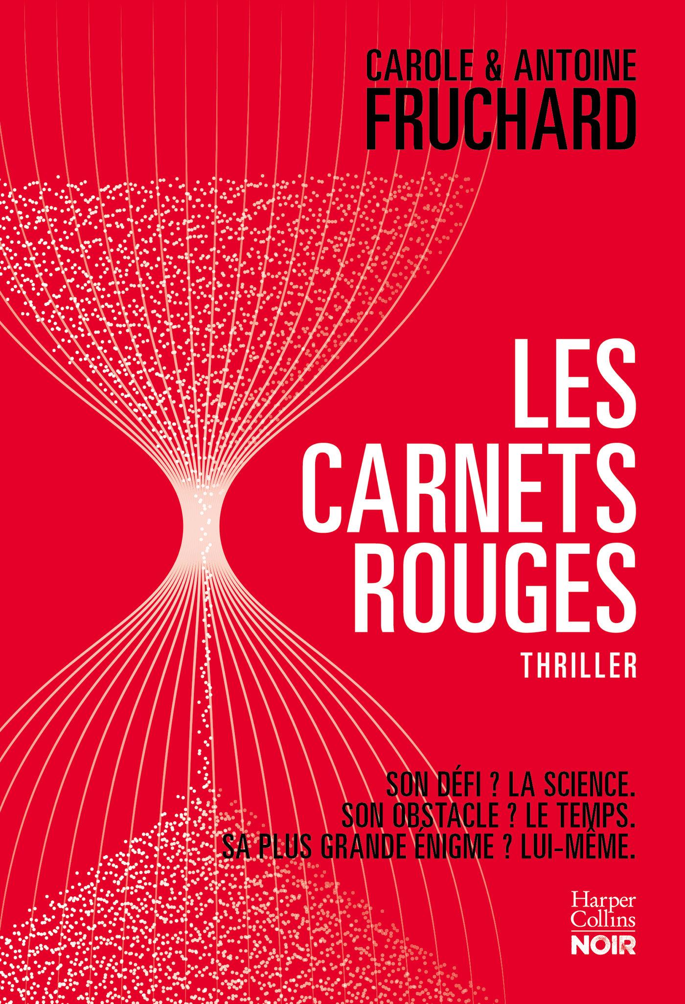 Les carnets rouges | Fruchard, Carole. Auteur