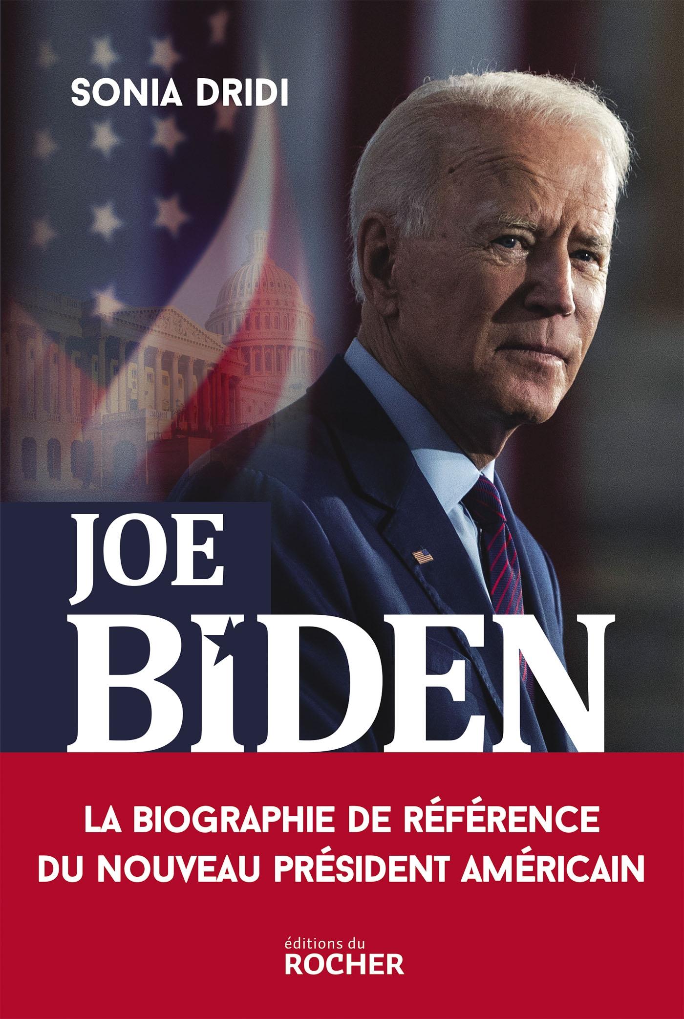Joe Biden | Dridi, Sonia. Auteur