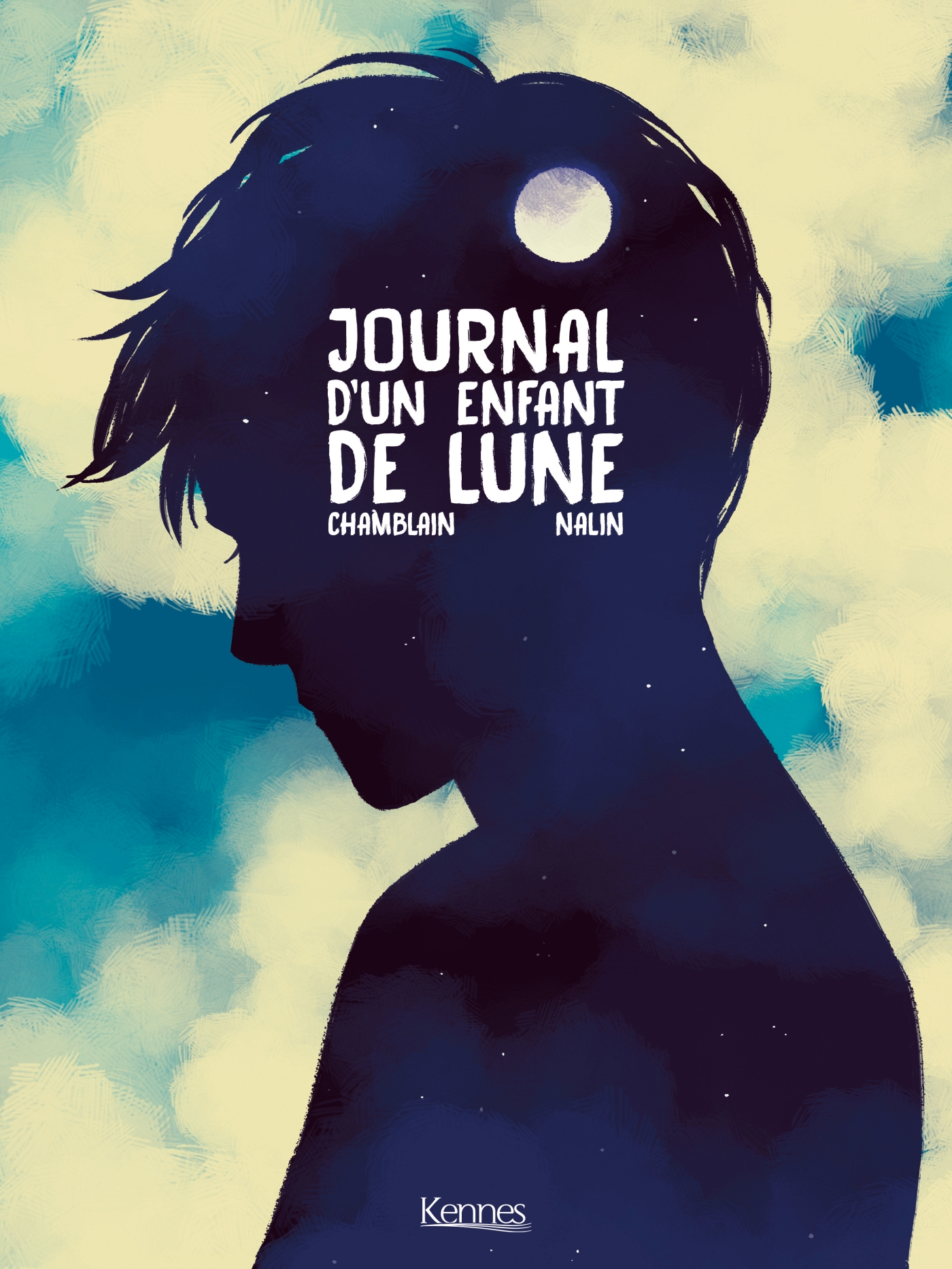 Journal d'un enfant de lune | Chamblain, Joris. Contributeur