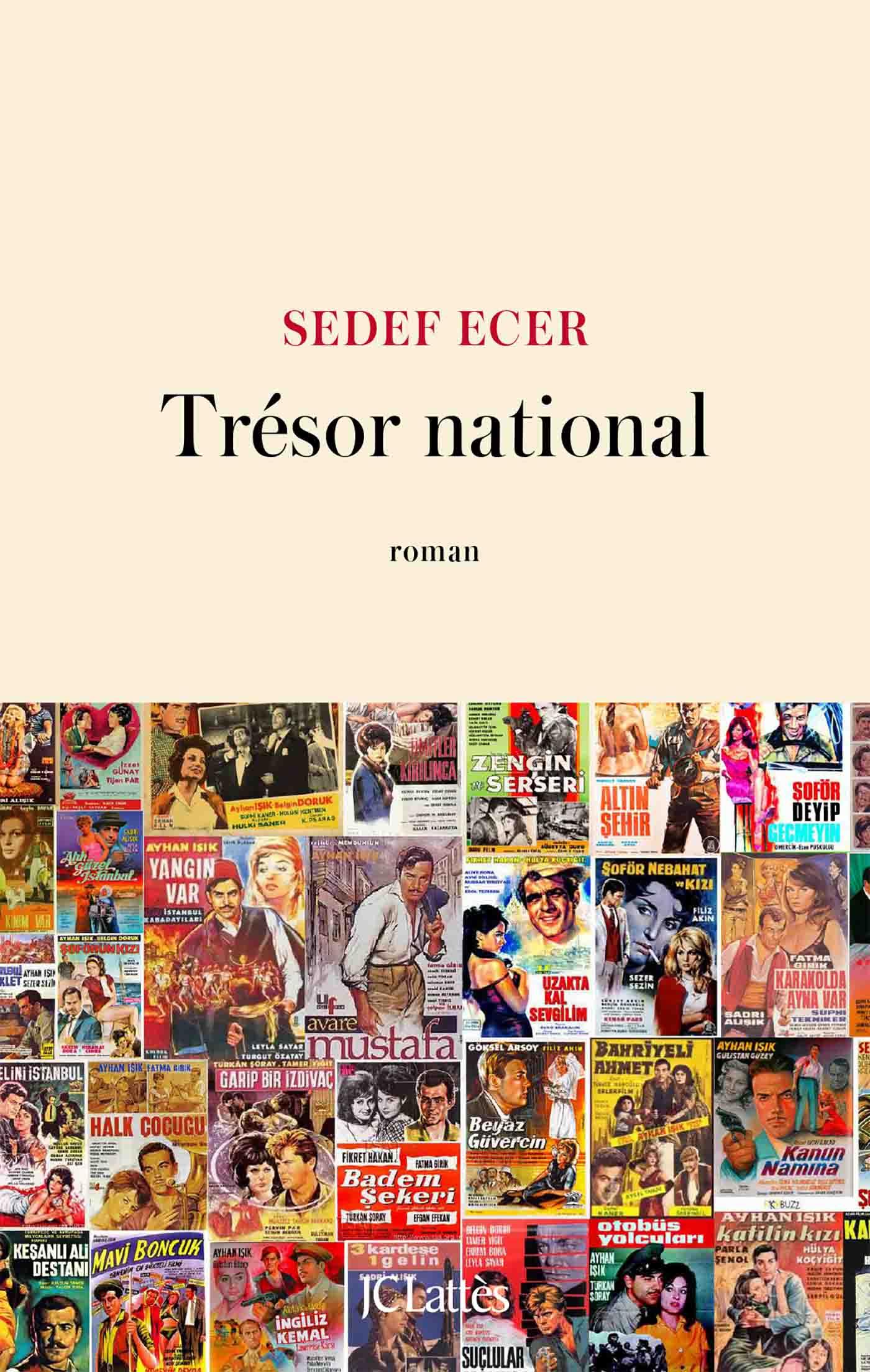 Trésor national   Ecer, Sedef. Auteur