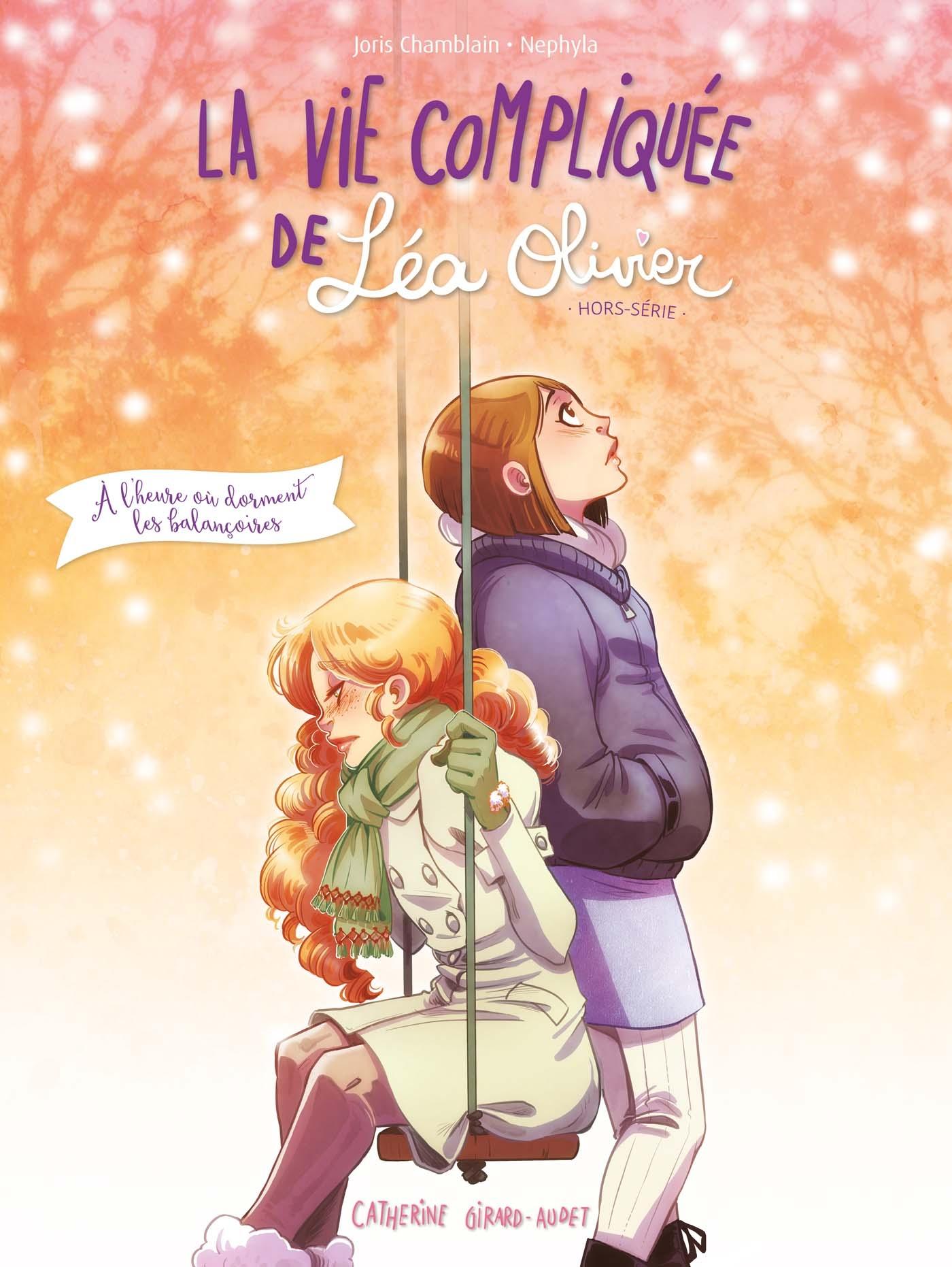La Vie compliquée de Léa Olivier HS BD T01  